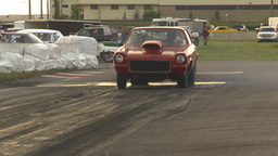 HD2009-6-21-13 chev vega burnout Footage