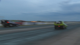 HD2009-6-21-31 old school TAFC race Stock Video Footage
