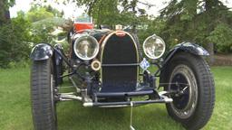 HD2009-6-22-6 Bugatti Type 35 Stock Video Footage
