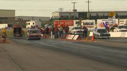 HD2009-6-22-38 motorsports, drag racing nostalgia funny car race Footage