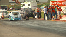 HD2009-6-22-46 motorsports, drag racing Top alcohol funny car burnout Footage