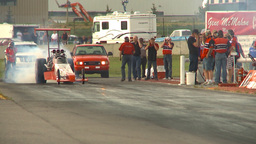 HD2009-6-22-48 motorsports, drag racing Top alcohol... Stock Video Footage