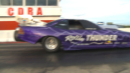 HD2009-6-22-56 motorsports, drag racing jet car launch Footage
