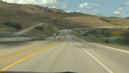 HD2009-6-26-1 TL Highway97 drive Footage