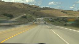 HD2009-6-26-1 TL Highway97 drive Footage
