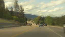 HD2009-6-26-22 long drive hwy 97 TL Footage