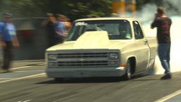 HD2009-6-27-52 motorsports, drag racing doorslammer... Stock Video Footage
