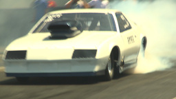 HD2009-6-27-54 motorsports, drag racing doorslammer... Stock Video Footage