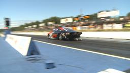 HD2009-6-27-68 motorsports, drag racing Prostock pontiac... Stock Video Footage