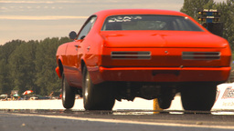 HD2009-6-27-80 motorsports, drag racing dodge launch Footage