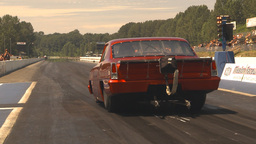 HD2009-6-27-82 motorsports, drag racing nova launch Footage