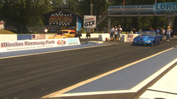 HD2009-6-27-84 motorsports, drag racing doorslammer launch Footage