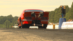HD2009-6-27-86 motorsports, drag racing doorslammer camaro launch Footage