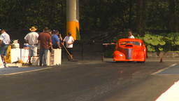 HD2009-6-28-17 Motorsports, drag racing, top end... Stock Video Footage