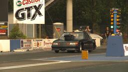 HD2009-6-28-23 Motorsports, drag racing, mid track... Stock Video Footage