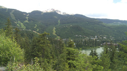 HD2009-6-29-4 Whistler Blackcomb and lake Footage