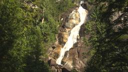 HD2009-6-29-10 shannon falls Z Stock Video Footage