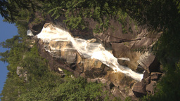 HD2009-6-29-12 VERTICAL shannon falls Footage