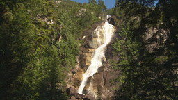 HD2009-6-29-16 shannon falls TL Stock Video Footage