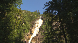 HD2009-6-29-18 shannon falls Stock Video Footage