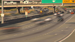 HD2009-6-29-22 vancouver freeway TL Footage