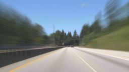 HD2009-6-30-1 Sea to sky drive TL Footage