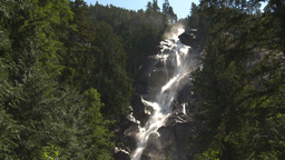 HD2009-6-30-5 shannon falls Stock Video Footage