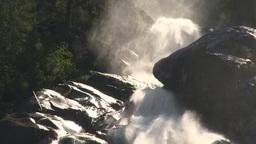 HD2009-6-30-7 shannon falls Stock Video Footage