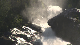 HD2009-6-30-7 shannon falls Stock Video Footage