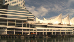 HD2009-6-31-27 Canada place and cruise ship Footage