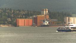 HD2009-6-31-33 harbor ferry Footage