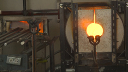 HD2009-6-32-6 glass blowing furnace 2sot Footage