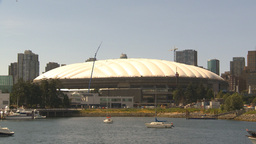 HD2009-6-32-17 BC Place Stock Video Footage