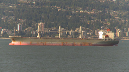HD2009-6-32-38 ship in harbor Stock Video Footage