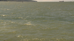 HD2009-6-33-42 water and waves Stock Video Footage