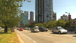 HD2009-6-33-44 rush hour traffic Footage