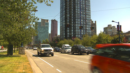 HD2009-6-33-44 rush hour traffic Stock Video Footage