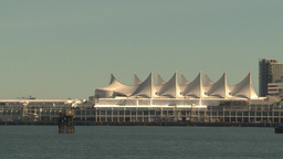 HD2009-6-34-11 Canada place Stock Video Footage