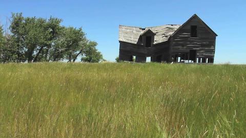 Old Farmhouse 01 Footage