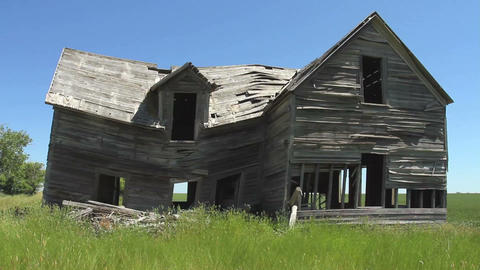 Old Farmhouse 05 Footage