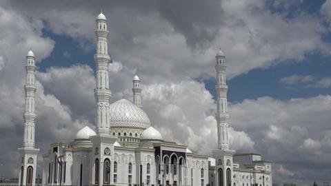 Khazret Sultan Mosque HD Footage