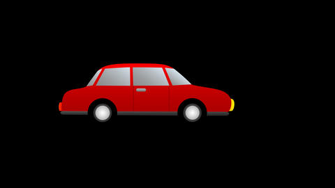 car animation alpha Animation
