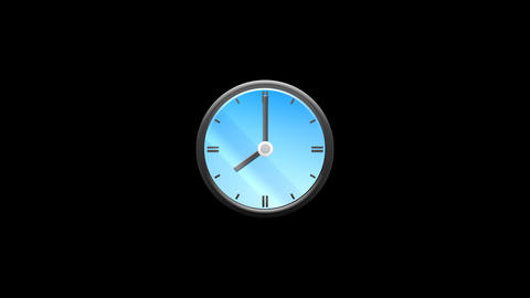 clock animation alpha Animation