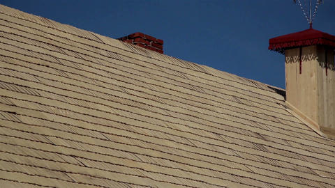 Cedar wooden shingles shake roof roofing roofwork  Live Action