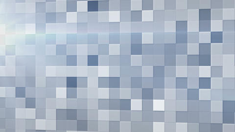 gray squares abstract loopable background Animation