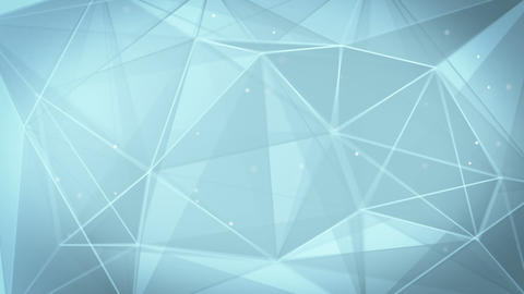 abstract triangle geometrical gray background loop Animation
