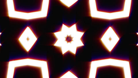 Wonderful Kaleidoscopic Background Loop HD 16 CG動画