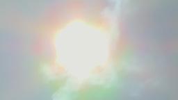 HD2009-3-2-16 steam stack industry steam block sun cu Stock Video Footage