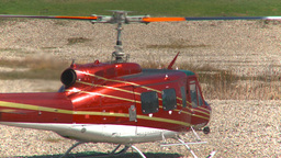 HD2009-5-1-10 huey on ground Footage
