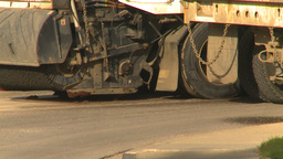 HD2009-5-2-6 street sweepers Stock Video Footage